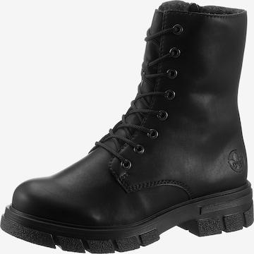 RIEKER Boots in Black