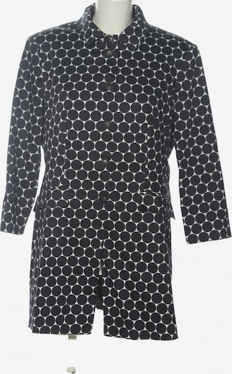 S.OLIVER PREMIUM Lange Jacke in XL in lila / weiß, Produktansicht