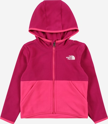 THE NORTH FACE Fleecejacke in Pink