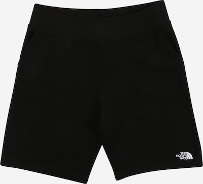 THE NORTH FACE Sports trousers in black, Item view