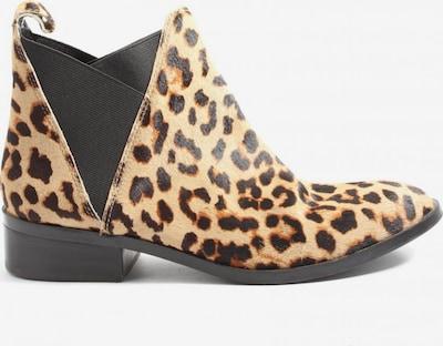 ALDO Chelsea Boots in 40 in creme / braun / schwarz, Produktansicht