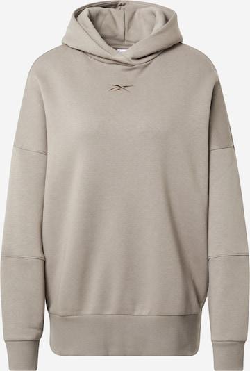 Reebok Sport Sportsweatshirt in cappuccino, Produktansicht