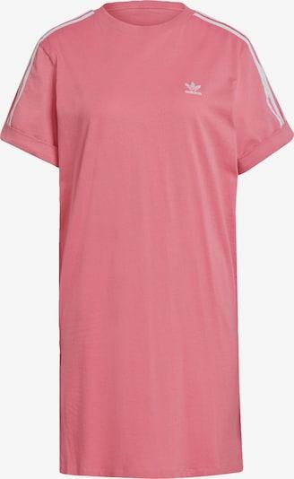 ADIDAS ORIGINALS Kleid in rosa / weiß, Produktansicht