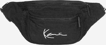 Karl Kani Fanny Pack 'Signature' in Black
