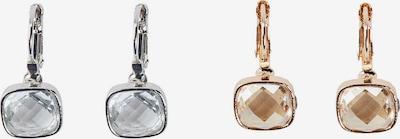 HALLHUBER Ohrringe in gold / silber, Produktansicht