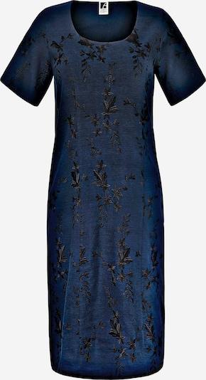 Anna Aura Abendkleid Kleid mit Rundhals in blau / marine / dunkelblau, Produktansicht