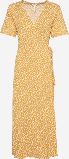 OBJECT Robe 'OBJELISE' en jaune / blanc, Vue avec produit