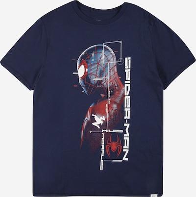 Tricou GAP pe albastru noapte / roșu / alb, Vizualizare produs