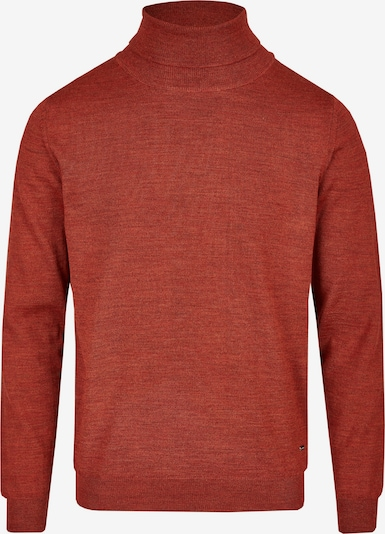 DANIEL HECHTER Pullover in rostbraun, Produktansicht