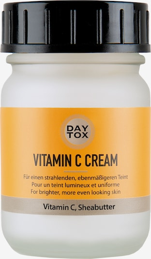 DAYTOX Gesichtscreme 'VITAMIN C CREAM' 50 ml in weiß, Produktansicht