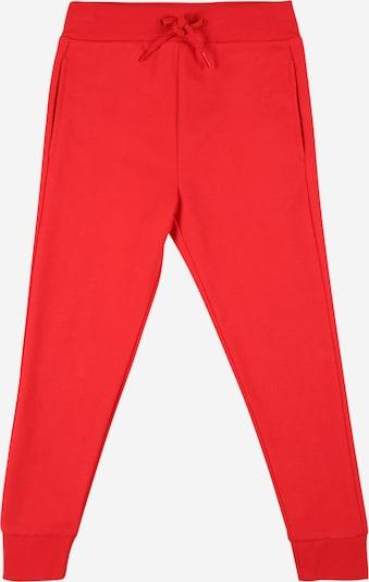 Pantaloni NAME IT pe roșu, Vizualizare produs