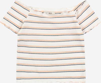 GARCIA Camiseta 'C12402' en navy / naranja / offwhite, Vista del producto