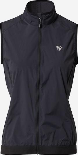 ZIENER Sportbodywarmer 'NORWIGA' in de kleur Zwart, Productweergave