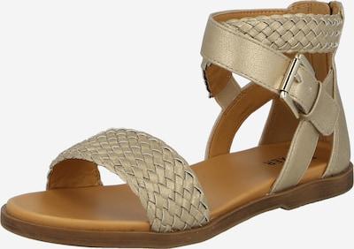BULLBOXER Sandały w kolorze złotym, Podgląd produktu