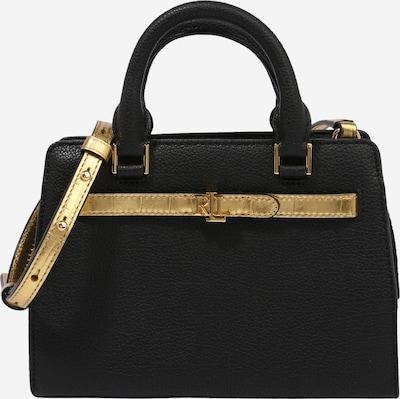 Lauren Ralph Lauren Bolso de hombro 'FENWICK' en oro / negro, Vista del producto