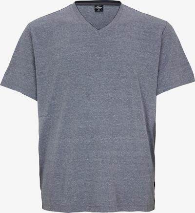 s.Oliver Men Big Sizes Shirt in grau, Produktansicht