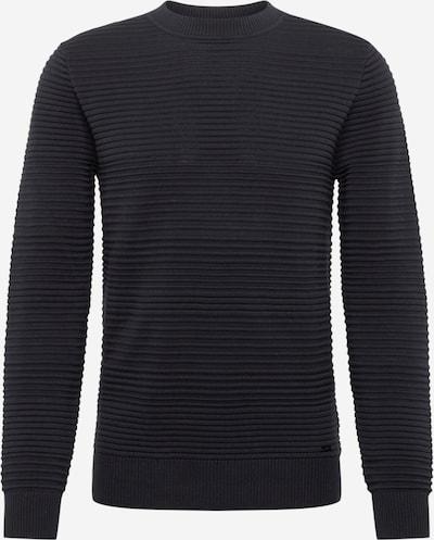 HUGO Sweter 'Sottor' w kolorze czarnym, Podgląd produktu