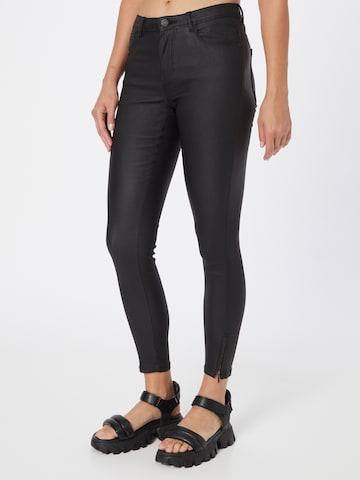 Noisy may Jeans 'KIMMY' in Zwart