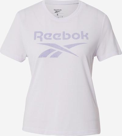 REEBOK Sporta krekls lavandas / debesu lillā, Preces skats