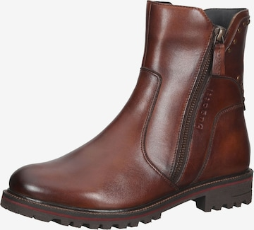 bugatti Ankle Boots in Brown