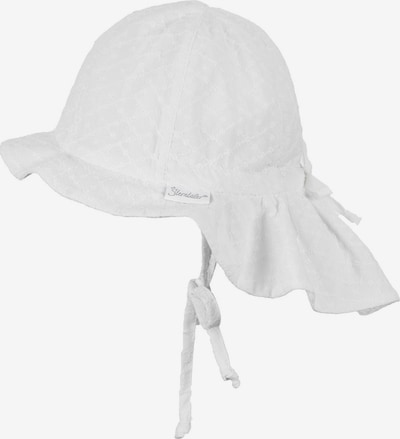 STERNTALER Chapeau en blanc, Vue avec produit