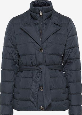 faina Winter Jacket in Blue