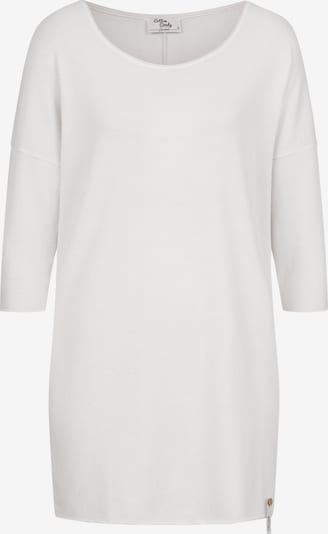 Cotton Candy Longsleeve in weiß, Produktansicht