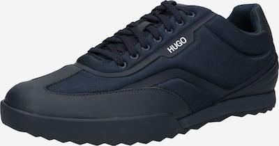 Sneaker bassa 'Matrix' HUGO di colore blu scuro / bianco, Visualizzazione prodotti