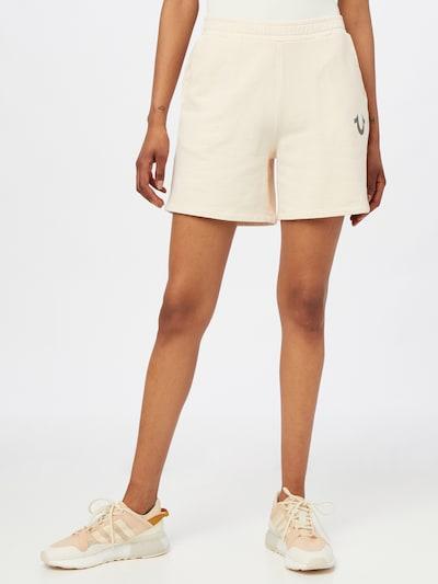 True Religion Pantalon 'PALE' en poudre: Vue de face