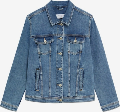 VIOLETA by Mango Jacke 'Sarah' in blue denim, Produktansicht