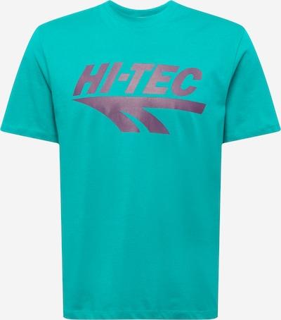 HI-TEC Performance Shirt 'BEN' in Turquoise / Indigo, Item view