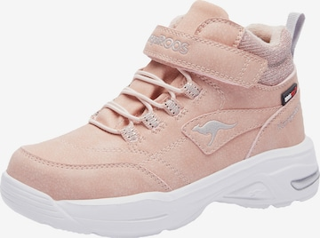KangaROOS Stiefel in Pink