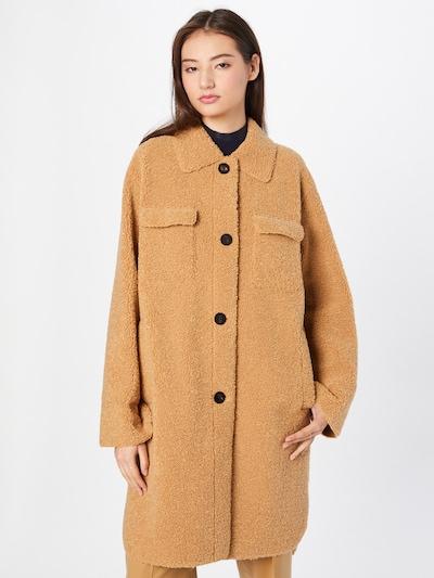 HUGO Преходно палто 'Melesa' в камел, Преглед на модела