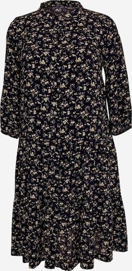 Wisell Kleid in beige / gelb / schwarz, Produktansicht