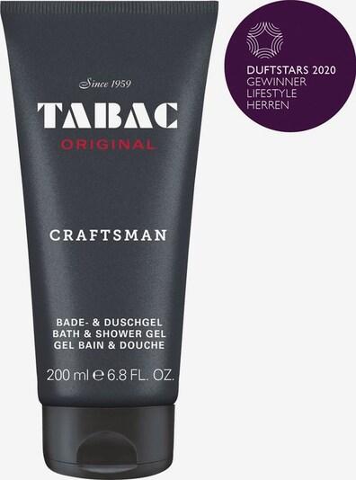 Tabac Bade- und Duschgel 'Craftsman' in transparent, Produktansicht