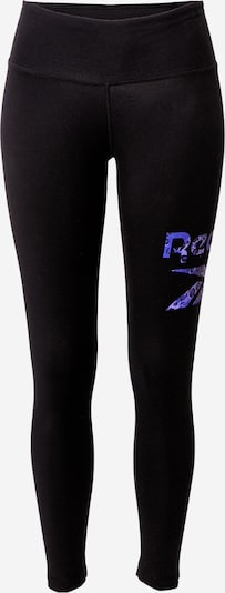 REEBOK Leggings 'Safari' in blau / schwarz, Produktansicht