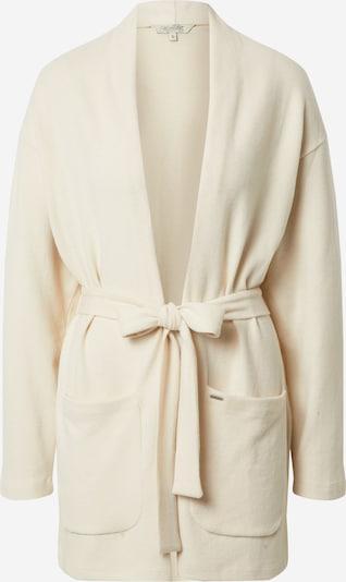 Herrlicher Gebreid vest 'Celie' in de kleur Wolwit, Productweergave