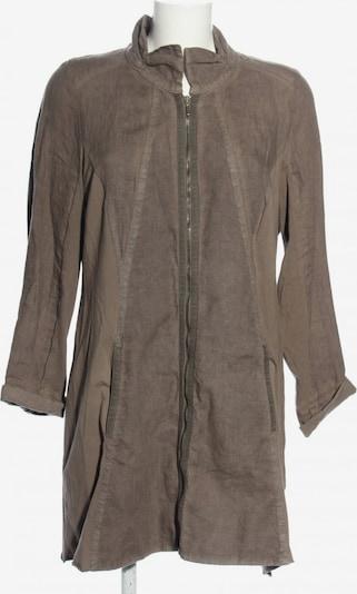 Vetono Lange Jacke in XS in hellgrau, Produktansicht
