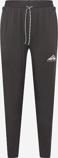 NIKE Pantalon de sport 'ELITE' en noir, Vue avec produit
