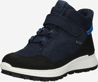 ECCO Schuhe 'EXOSTRIKE' in blau / schwarz, Produktansicht