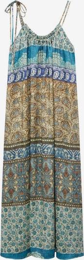 MANGO Kleid 'Dreams' in himmelblau / mischfarben, Produktansicht
