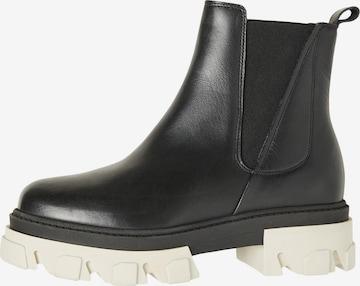 VERO MODA Chelsea Boots 'Lisa' in Schwarz