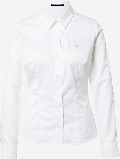 GUESS Bluza 'CATE' | bela barva, Prikaz izdelka