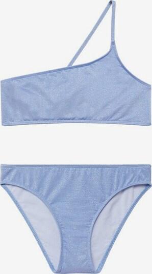 MANGO KIDS Bikini 'Lurexbk' u nebesko plava, Pregled proizvoda