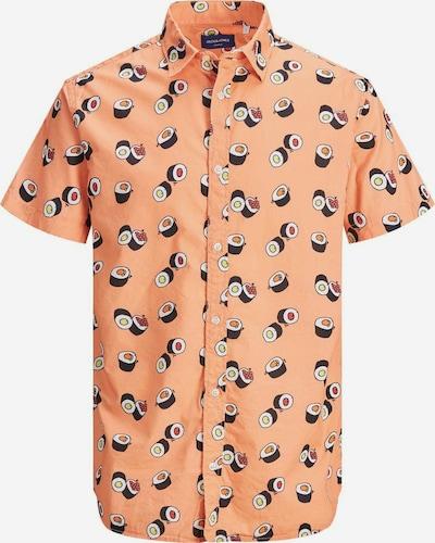 JACK & JONES Košile - mix barev / jasně oranžová, Produkt