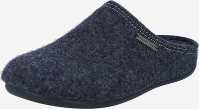 SHEPHERD OF SWEDEN Slipper in marine blue, Item view