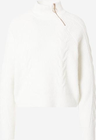 VILA Genser 'FLINKA' i hvit