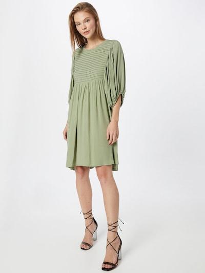 Rochie 'Lucile' mbym pe verde, Vizualizare model