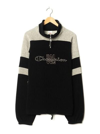 Champion Authentic Athletic Apparel Fleece in XXL/XXXL in schwarz, Produktansicht