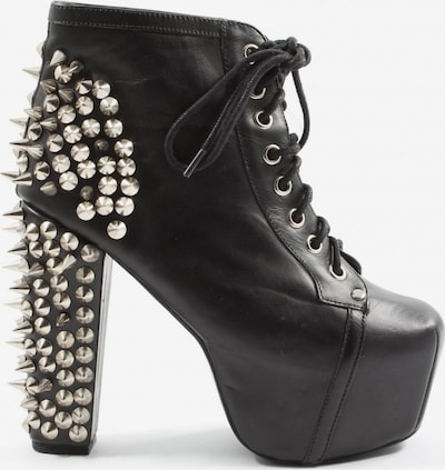 Jeffrey Campbell Dress Boots in 36 in Black, Item view
